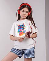 Модний літній костюм для дівчинки (158,164 р)