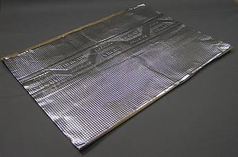 Виброизоляция Викар FA 1.5 900x600 - вибропоглощающий бутилкаучуковый герметик