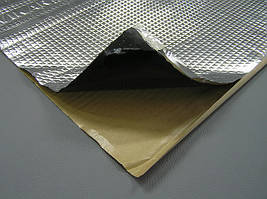 Виброизоляция Викар FA 1.5 630x600 - вибропоглощающий бутилкаучуковый герметик