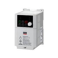 Частотный преобразователь LS Electric LSLV0008M100-1EOFNS 0.8 кВт