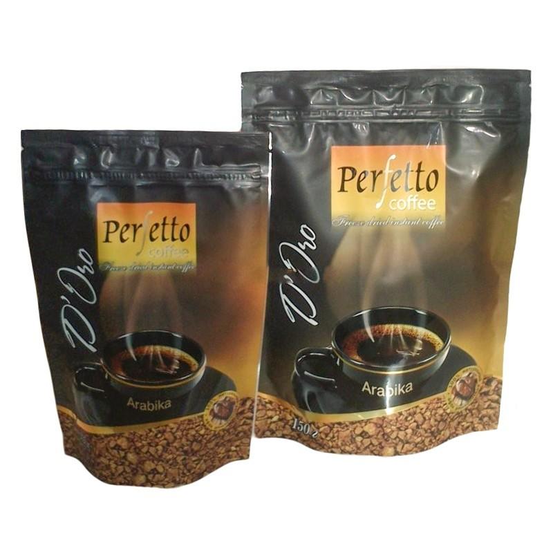 Кофе растворимый Perfetto D'Oro 150 г.