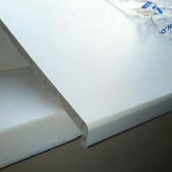 Подоконник OpenTeck (ОпенТек) матовый белый
