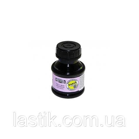 Фарба штемпельна, 50 мл, фіолетова, фото 2