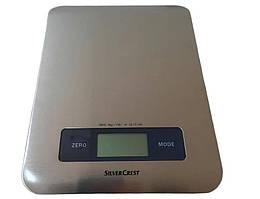 Весы кухонные SilverCrest SKWS 5 A2, на 5 кг
