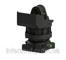 Ротатор гидравлический для грейфера манипулятора (на плиту) 5.5 тонн FHR 5.5SFH Латвия FORMIKO Hydraulics