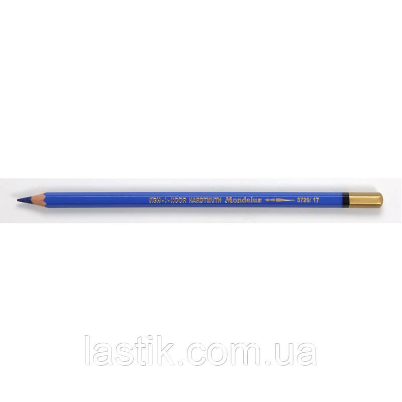 Олівець аквар MONDELUZcobalt blue/кобальтовий сін