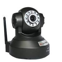 Камера IP видеонаблюдения Wifi LUX H804-WS -IRS Беспроводная поворотная видеокамера для дома с записью онлайн