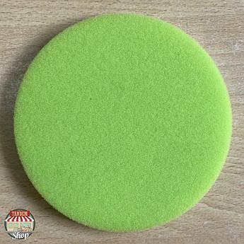 Полірувальний жорсткий коло для роторної і ексцентрикової машинки Cartec, 135 x 12 мм, Зелений