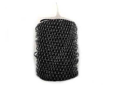 Кембрик (агрошнурок) для подвязывания 4 мм Суперэкстра черный 1 кг Кордиоли - Cordioli