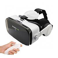 Виртуальные видео-очки Bobo VR Z4 с пультом джойстиком, 3D Шлем виртуальной реальности для смартфона, телефона