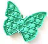 Pop It сенсорная игрушка, пупырка, поп ит антистресс, pop it fidget, попит, бабочка, фото 5