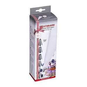 Мешочек WESTMARK кондитерский с насадками Maxi Steel W30992260, фото 2