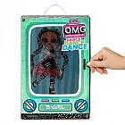 Набір з лялькою L. O. L. Surprise! серії O. M. G. Dance - Брейк - данс Леді 117858, фото 2