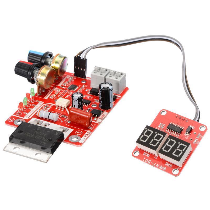 Контролер точкового зварювання NY-D01 100A