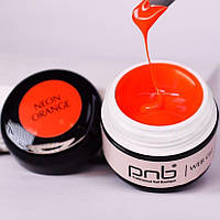 Гель-паутинка  PNB / WEB GEL Neon Orange, 5 ml