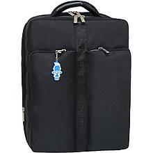 Рюкзак для ноутбука AIRON Bagland Boss 16 л. 52666 (Черный)