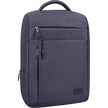 Рюкзак для ноутбука AIRON Bagland Волнорез 20 л. 13869 (Черный)