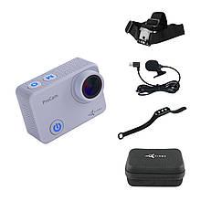 Набор блогера 8 в 1: экшн-камера AIRON ProCam 7 Touch с аксессуарами для съемки от первого лица