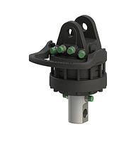 Ротатор гидравлический для грейфера манипулятора 10 тонн FHR 10LD1 Латвия FORMIKO Hydraulics