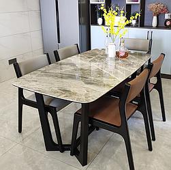 Мраморный стол. Модель RD-90783