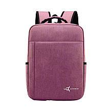 Рюкзак для ноутбука AIRON Weekend 15 л Pink