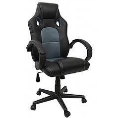 Крісло геймерське Bonro B-603 сіре