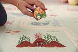 Розвиваючий килимок (Африка/ Океан) розмір 1,8 * 2 м* 1 см, фото 5