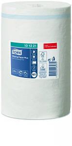 Полотенце бумажное рулон с центральной вытяжкою 2 слойное 214 листов 34х21,5 см белые 101221 TORK Advanced