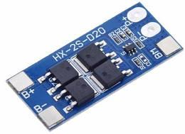 Плата Bms 2S/3S/4S Контролер Заряду Захисту Для Li-Ion 18650