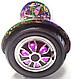 """Гироскутер EL-5-МП 10"""" Цветная Молния (Алюминиевые колеса с подсветкой), фото 4"""
