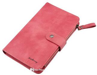 Женский кошелек NC2241 розовый