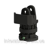 Ротатор гидравлический для грейфера манипулятора (на плиту) 16 тонн FHR 16FD1-203H Латвия FORMIKO Hydraulics