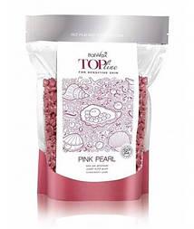 Гарячий віск в гранулах Italwax ТОП ФОРМУЛА - Рожеві перли, 750 м