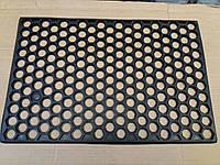 Коврик резиновый Сота 40*60 см