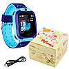 Дитячі розумні смарт годинник c GPS TD07, Smart baby watch з камерою, прослуховуванням, Годинник-телефон для, фото 6