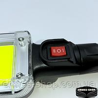 Світлодіодний ліхтар WORKLIGHT BL-ZJ-8859-B-COB, фото 4