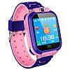 Дитячі розумні смарт годинник c GPS TD07, Smart baby watch з камерою, прослуховуванням, Годинник-телефон для, фото 5