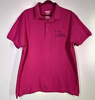 Чоловіча якісна брендова футболка поло Gildan  Розмір XL ( Я-142)