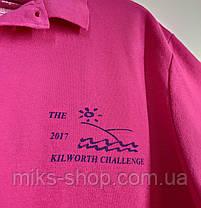 Чоловіча якісна брендова футболка поло Gildan  Розмір XL ( Я-142), фото 3