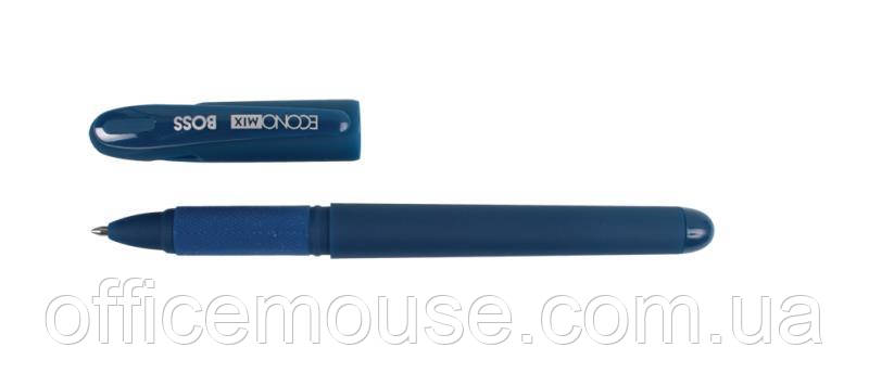 Ручка гелевая Economix 11914-01, Boss, 1 мм