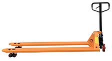 Гидравлическая тележка Vulkan SYP-I-2000-2m (рокла, 2 т, длинные вилы)