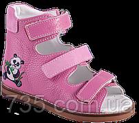 Ортопедические сандали при косолапии 08-802 AV р-р. 20-30