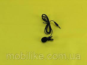 Блогерский Микрофон с петличкой 001Mini-jack 3.5