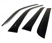 Ветровики дефлекторы окон Honda Accord VII Sd 2003-2007/Acura TSX 2003-2007 Cobra Tuning H10103 Стандарт