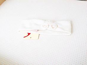 Детская повязка на голову для девочки Одежда для девочек 0-2 BRUMS Италия 133bclf001