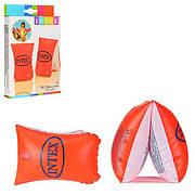 Детские надувные нарукавники для плавания Intex 58641 30х15 см Интекс