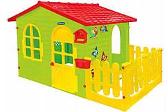 Детский игровой домик Mochtoys XXL 190x127 см