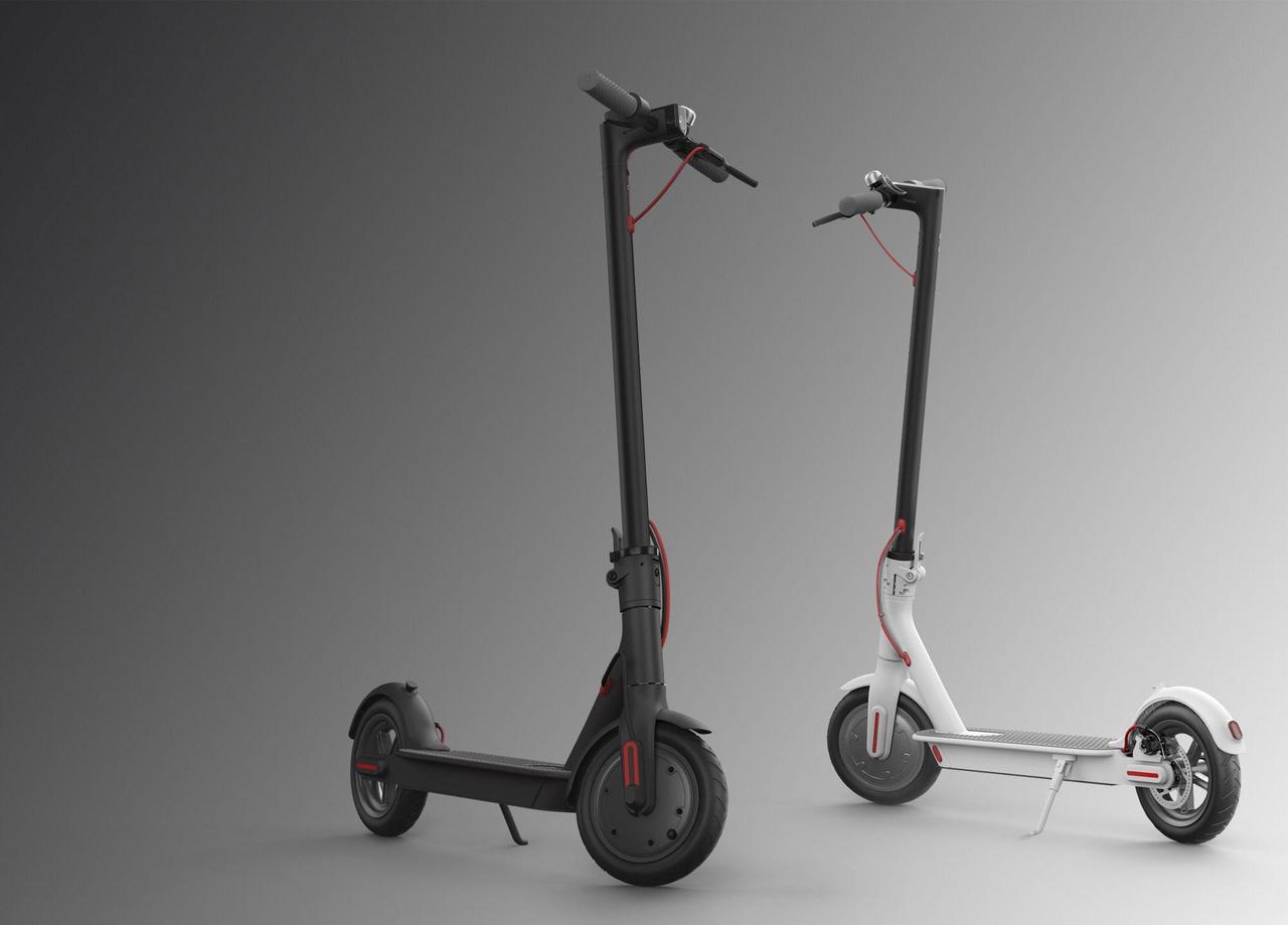 Электросамокат e-scooter m365