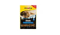 GimCat Sticks Salmon & Trout Колбаски для кошек с лососем и форелью 4 шт (G-400778)