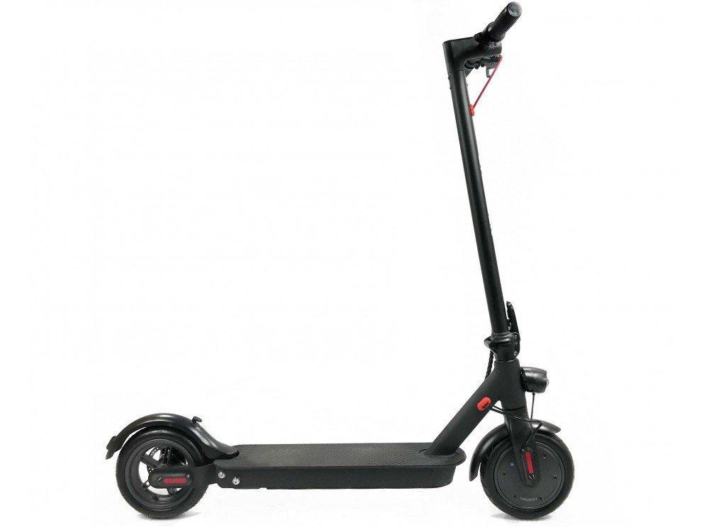 Электросамокат Crosser E9 Premium 8,5 inch (7,5Ah) - Чёрный